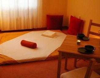 Mein gemütlicher Shiatsu-Raum